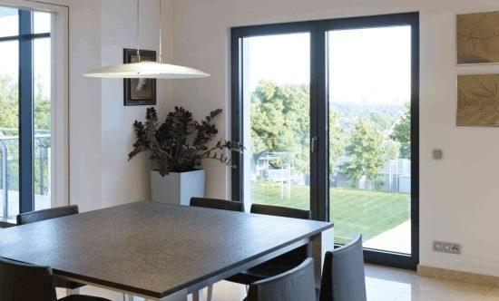 fenêtre Alu - Aluminium